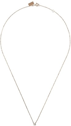 VANRYCKE 18kt rose gold diamond Valentine necklace