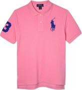 Ralph Lauren Big Pony cotton polo shirt 7-14 years