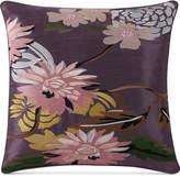 "Tracy Porter Fiona 16"" x 16"" Square Embroidered Decorative Pillow"