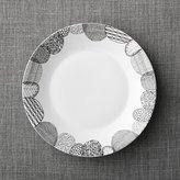 Crate & Barrel Leif Dinner Plate