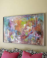 "John-Richard Collection Seville"" Abstract Giclee"
