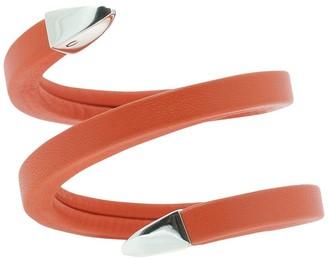 Bottega Veneta Coiled Cuff Bracelet