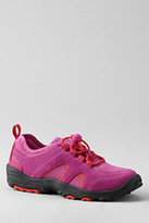 Classic Youth Trekker Oxford Shoes-Purple
