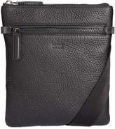 Hugo Boss Men's Victorian Leather Messenger Bag