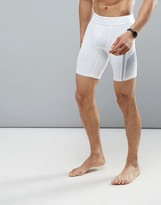 Under Armour Baselayer Supervent 2.0 Hg Shorts In White 1289573-100