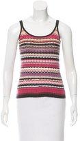 Missoni Striped Wool Top