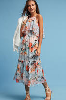 Donna Morgan Poppy Midi Dress