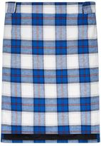Givenchy Tartan Skirt
