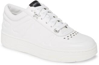 Jimmy Choo Hawaii Lace-Up Sneaker