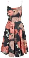 Yumi Floral Print Dress
