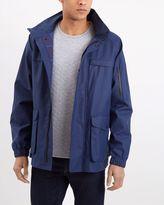 Jaeger Hooded Raincoat