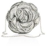 Judith Leiber New Rose Crystal Clutch