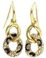 GUESS MINI DOUBLE LINK DROP FW(GL) Women's Earrings UBE21569