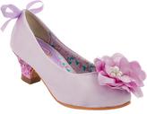 China Doll Purple Daisi Dress Shoe
