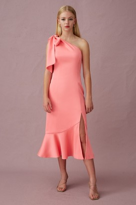 Keepsake YOUR TOUCH MIDI DRESS Pink