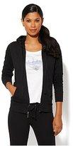 New York & Co. Love, NY&C Collection - Shirred-Pocket Sweatshirt