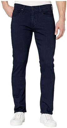 Paige Federal Slim Straight Leg in Inkwell (Inkwell) Men's Jeans