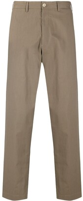 Pt01 Mid-Rise Straight Chinos