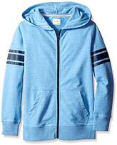 Scout + Ro Little Boys' Zip-Front Hoodie Jacket,7