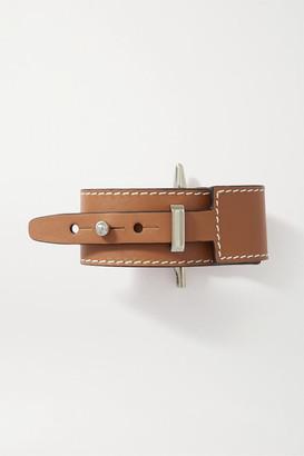 Loewe Gate Leather Bracelet