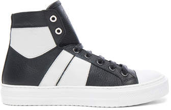 Amiri Leather Sunset Sneakers