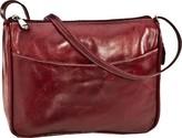 David King Women's 3525 Florentine Top Zip Open Front Pocket
