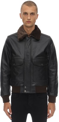 Schott Lc 5331 X Leather Jacket