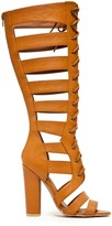 Qupid Immortal Cutout Sandal