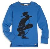 Appaman Toddler's, Little Boy's & Boy's Skater Penguin Graphic Tee