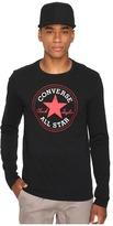 Converse Core Long Sleeve Core Patch Tee