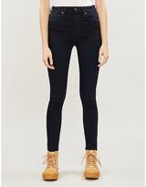 Paige Denim Hoxton skinny high-rise jeans