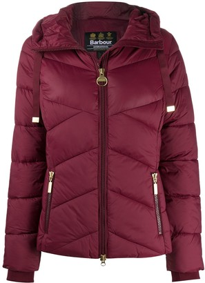 Barbour Padded Hooded Jacket