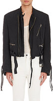 Haider Ackermann Men's Canvas Biker Jacket