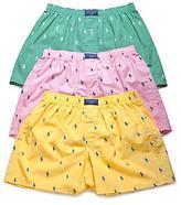 Polo Ralph Lauren Polo Player Woven Boxer Underwear