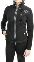 Bogner Delicate Microfleece Jacket (For Women)