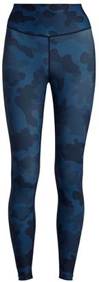 Splits59 Ava Camouflage High-Waist Leggings
