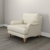 The White Company Sloane Cotton Armchair