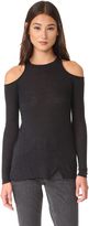 Zoe Karssen Cutout Long Sleeve