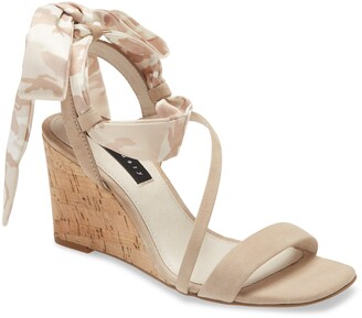 Sanctuary Whimsy Lace-Up Sandal