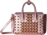 MCM Milla Pearl Studs X Mini Tote Tote Handbags