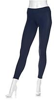 LnA Shiny Zipper Leggings
