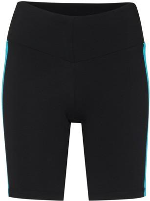 STAUD x New Balance cycling shorts