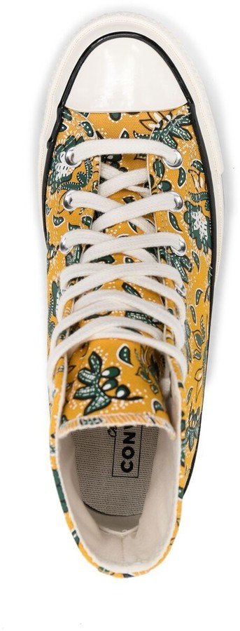 Thumbnail for your product : Converse Chuck 70 high-top culture print sneakers
