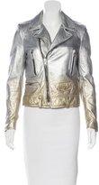Saint Laurent 2016 Classic L01 Leather Jacket