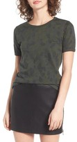 Obey Women's Fillmore Camo Tee