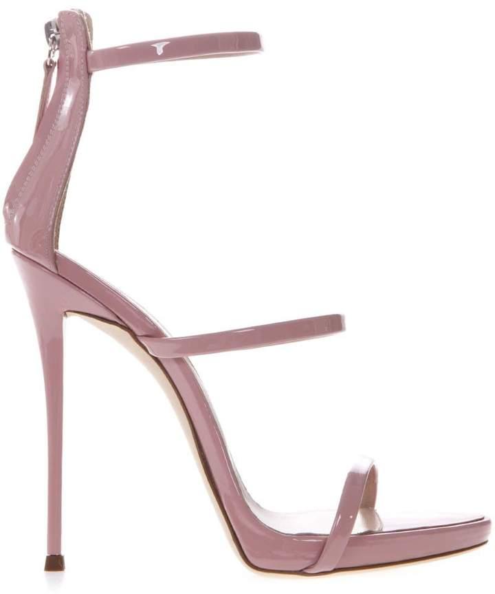 b553053712055 Giuseppe Zanotti Pink Heeled Sandals For Women - ShopStyle Canada