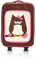 "Beatrix New York Papar The Owl 19"" Two-Wheel Suitcase"