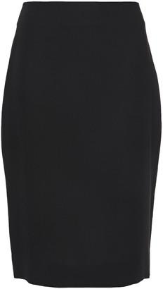 Diane von Furstenberg Hasley Crepe Pencil Skirt