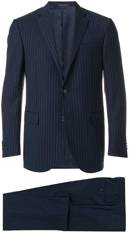 Corneliani pinstripe suit