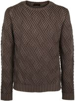 Tod's Ribbed Wool Sweater
